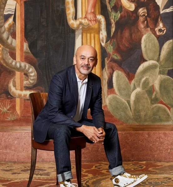 Christian Louboutin donne son nom à une maison de luxe française indépendante