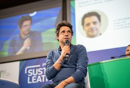 Luc Mounier, Professeur en bien-être animal et coordinateur de la chaire bien-être chez VetAgro Sup