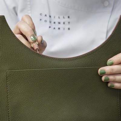 Les sacs Camille Fournet combinent artisanat et design