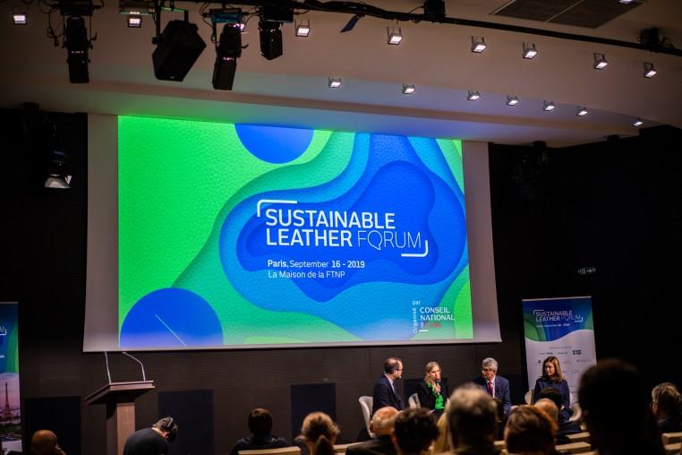 Le Conseil National du Cuir a organisé son premier Sustainable Leather Forum le 16 septembre 2019