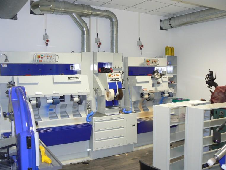 Atelier de podo-orthèse