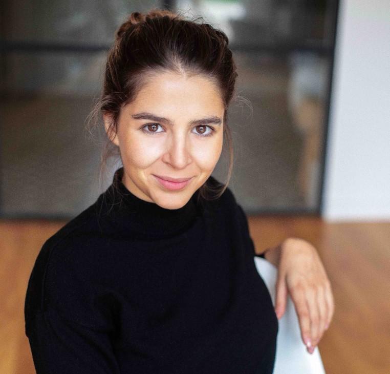 Leopolda Contaux-Bellina, fondatrice de Sed Nove Studio