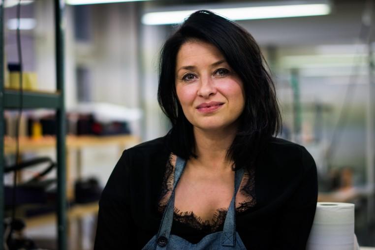 Tania Kovacevic, prototypiste chez Pinel & Pinel.
