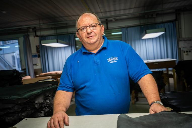 Joël Bouilly, Agent de maîtrise Classement chez Bodin-Joyeux