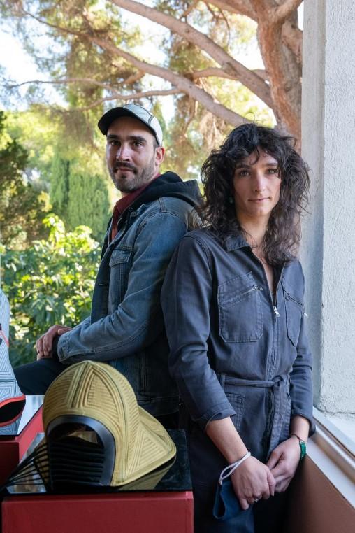 Juana et Ddiddue Etcheberry, aux racines basques, défendent une mode éco-responsable