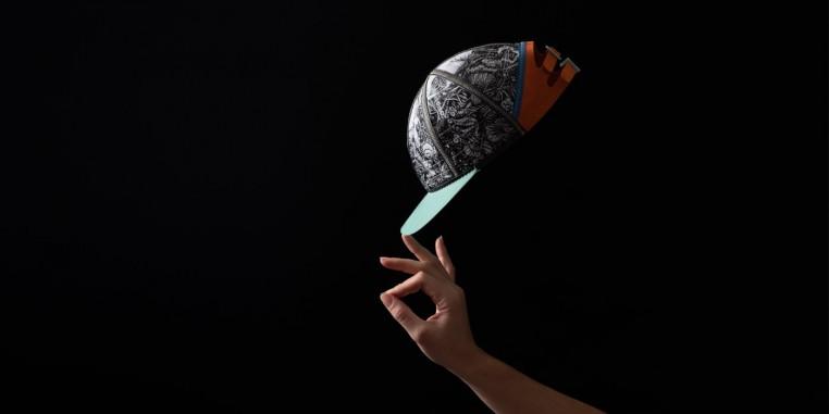 Les casquettes Owantshoozi n'utilisent que des matériaux récupérés