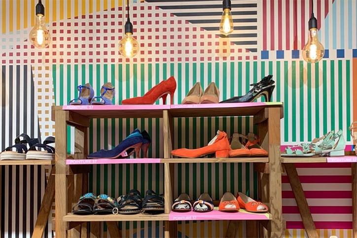 Comme Neuves by Bocage, une alternative responsable qui offre une seconde vie aux chaussures.