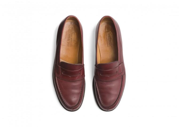 Avec Weston Vintage, lancé en 2020, la marque donne un écho particulier à la fin de vie, sujet inhérent à la chaussure