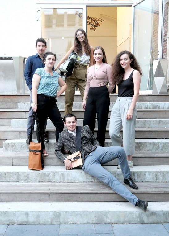 L'équipe d'Anima Prix d'Excellence du Défi Innover Ensemble 2020