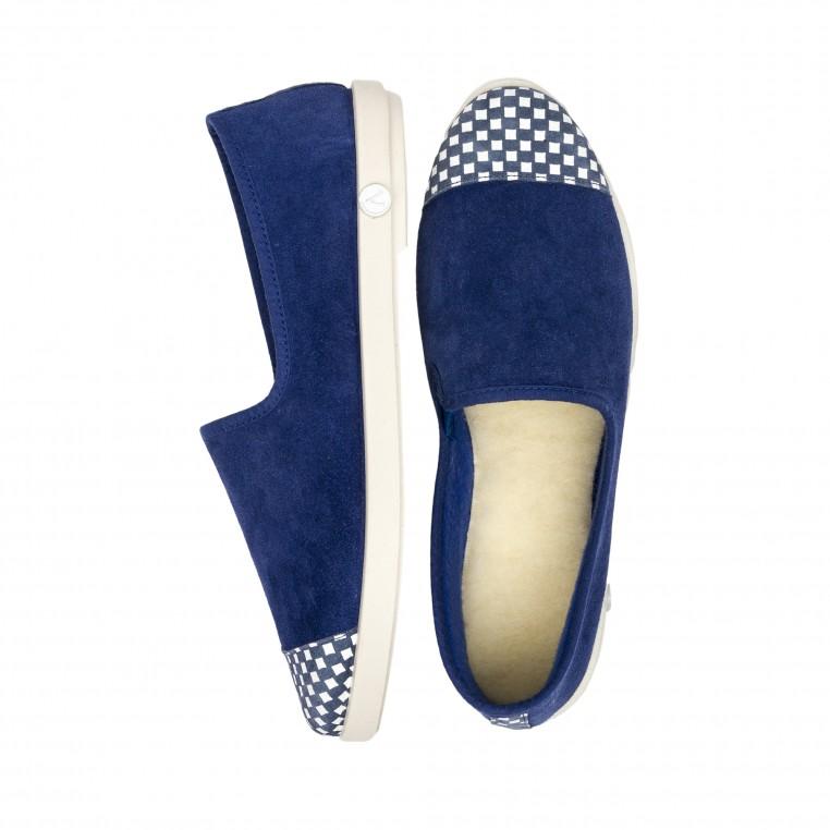Modèle de sliker « Sunburn Blue » de la marque Angarde.