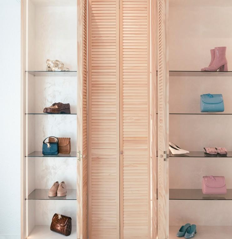 Boutique Amélie Pichard à Paris.