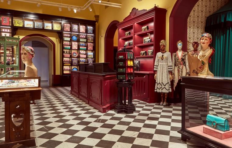 Le Gucci Museo à Florence