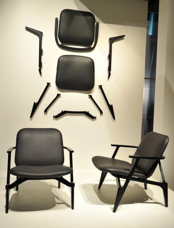 Fernando et Humberto Campana ont réalisé le vase Tropicalist pour Les Petits Nomades de Louis Vuitton.