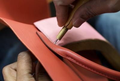 Hermès Hors Les Murs célèbre l'artisanat.