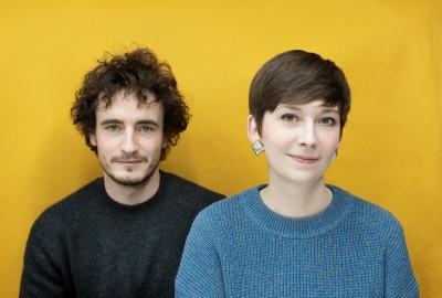 Guillaume Renaudin et Chloé Maillot