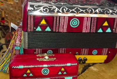 Katherine Pradeau et les ateliers Maugein : une collection unique entre Agadez et Tulle.