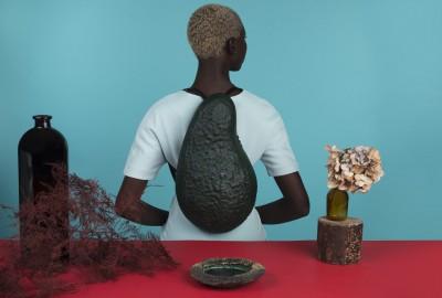 Les sacs en cuir de Kofta jouent avec les sens.