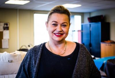 Diane Deblyck, spécialiste du redressement d'entreprise, est à l'origine du renouveau de Paraphe Cuir Auto Shop