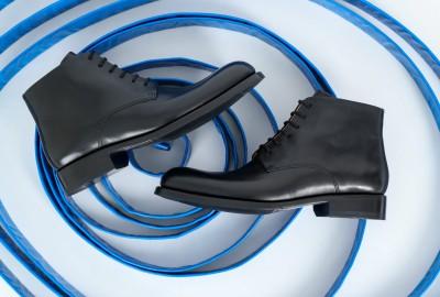 Jean-Baptiste Rautureau, des souliers à forte personnalité.